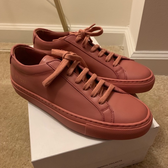 e7fb5d19c44c Common Projects Shoes - Common Projects size 35 Achilles low sneakers